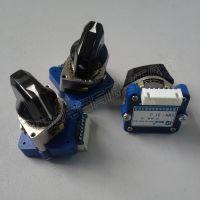 厂家直销西安腾达电器数字式波段开关SMN01J 01N倍率开关 调速开关多种旋转角度多种数字方式