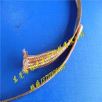 雅杰TZX-TZ-25平方紫铜编织线,不锈钢编织带安装描绘