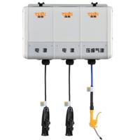 组合式洗车机卷管器,水电气组合式高压清洗卷管器价格