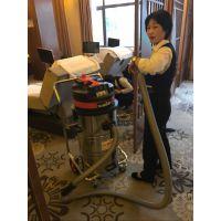 五金工具加工车间吸尘器WX-3078BA地面清理用威德尔220V80L工业吸尘设备