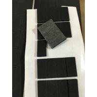 深圳厂家加工定制 EVA胶垫 EVA泡棉 黑色圆形背胶胶垫 可定制各种规格