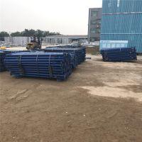 河北厂家直销建筑直缝焊管钢支撑可调节高度3米