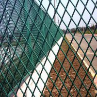 钿汇鑫筛网公路钢板网防护栏铁路桥梁防抛网公路防眩网钢板状脚手架钢芭网