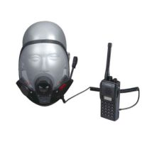 呼吸器面罩扩音通讯装置面罩通讯系统