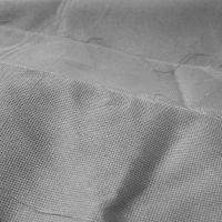 铠纶永久阻燃色织涤纶窗纱 半遮光酒店工程窗纱