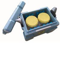 生物安全公路运输箱 现场处置箱 送检专用 生物安全转运箱