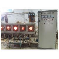 节能型IGBT中频透热炉,棒料透热中频电源