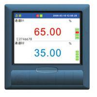 致昇彩屏无纸记录仪JWZ6300无纸记录器16路万能输入无纸记录仪