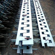 花垣县 FD-80型桥梁伸缩缝 陆韵 多组式桥梁伸缩缝 加工方法简单介绍