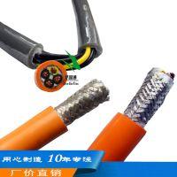 桥国通生产TPU外被各种防水耐寒抗油解耐磨恶劣环境中使用特种控制电缆线