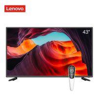 联想智能电视 43E6 43吋智能高清互联网LED液晶平板电视 黑色