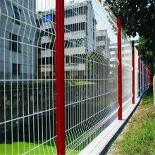 太原学校操场隔离栅 小区围栏防护网批发 运动场外围铁丝网