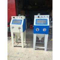 供应电镀前处理喷砂机 铝型材喷表面专用喷砂机