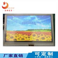 4.3寸TFT彩屏-电容触摸屏,厂家直销专业定制段式/点阵LCD液晶显示屏&LCM液晶显示模组