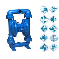 供应SANDPIPER隔膜泵_胜佰德金属泵_SANDPIPER塑料泵