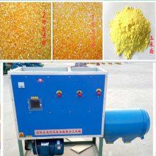 玉米碴子机 杂粮去皮打糁机湖北热销 玉米制糁机