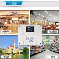 南康IC打卡消费一卡通安装 食堂收费机供应商 最新款IC卡食堂消费机 南康美食城刷卡消费机
