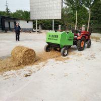 河北麦子秸秆压捆机哪家卖的好 鑫联牌xl-8050型麦秸打捆机厂家直销价