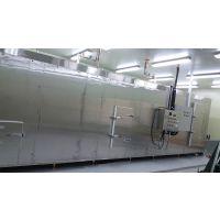 厂家直销海鲜隧道式速冻机 大虾隧道式单冻机