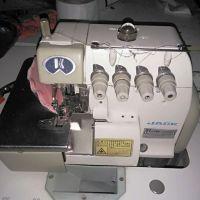 杰克拷边机二手缝纫机四线机五线拷边机中捷富山标准打边机包邮