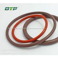 棕色耐高温氟胶O型圈