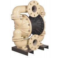 QBY3-80&QBY3-100 3寸和4寸铝合金气动双隔膜泵
