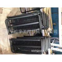 小松挖掘机配件前下护网pc110到450通用 厂家直销 质量保证