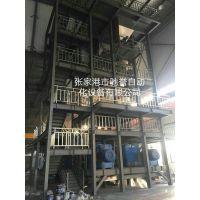 驰誉自动化 Lvt地板密炼机自动配料系统