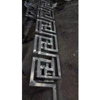 广州德普龙中式仿古铝型材窗花绿色环保厂家报价