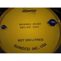 供应太阳牌冷冻机油SUNISO 4GS制冷压缩机润滑油