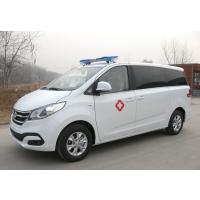 厂家直销 上汽大通G10救护车 运输型国五型救护车