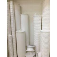 优质10寸20寸30寸40寸电厂用大通量滤芯5U保安过滤器/净水器滤芯