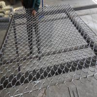本厂供应 篮球网球场围栏网 高尔夫球场浸塑隔离网护栏 赛场围网