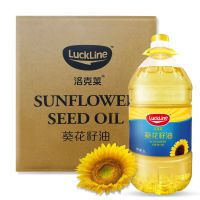 洛克莱 5L*4/箱 葵花籽油 乌克兰进口