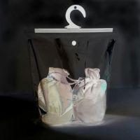 SNOOZE东莞环保PVC服装包装袋高压平口袋透明化妆品袋床上用品袋