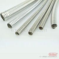 一洋热销推荐内径26mm不锈钢波纹软管 抗拉抗扭金属穿线软管