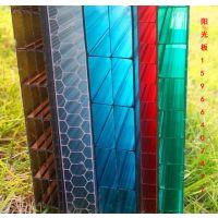 供应山东潍坊生态餐厅采光板塑料PC耐力板(山东阳光板厂家)