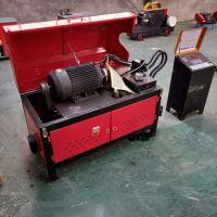 济宁舜铭机械设备厂商专供 gt-12地调式钢筋切断机 数控液压全自动