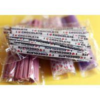 4mm各色印刷纸扎带,especially for you扎丝,塑料袋面包袋扎丝