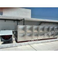 直销不锈钢组合水箱、 找(华腾达)供水设备开发、生产与销售的综合企业!
