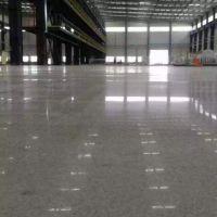 惠州龙门水泥地起砂处理--仓库地面翻新---水泥渗透地坪施工+星星之火