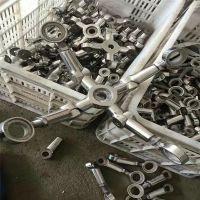 耀恒 热销304材质不锈钢可调节驳接爪,幕墙爪 质量保证