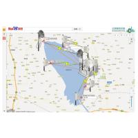 深圳莱安LA-5839无线网桥助力河南宿鸭湖水库无线监控系统