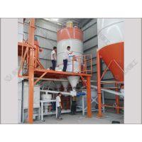 郑州永兴年产20万吨干粉砂浆生产线分类介绍
