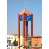 定制加工康巴丝牌楼顶建筑钟表电子塔钟