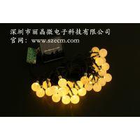 现货太阳能灯串控制芯片,LED太阳能草坪灯串IC芯片-深圳市丽晶微电子