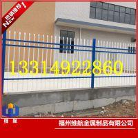 护栏生产厂家现货批发永泰连江围墙护栏庭院锌钢护栏