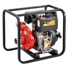 九江2寸应急柴油机抽水泵