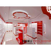商场展柜设计定做_展柜制作设计_郑州风格展柜