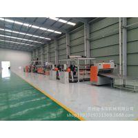 金韦尔机械免结晶干燥PET片材板材生产线设备